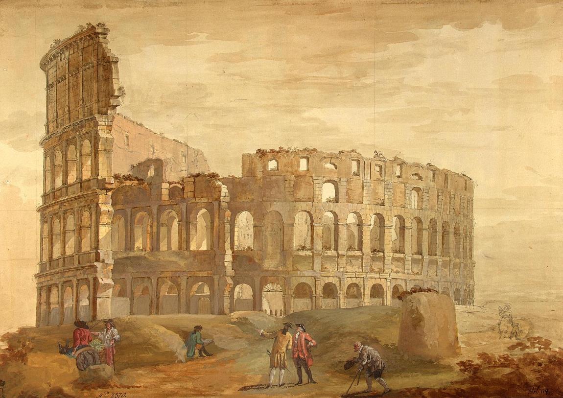 Сокровища Эрмитажа. Клериссо, Шарль-Луи (1721-1820)